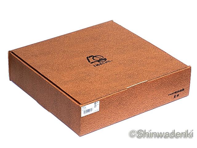 南部鉄器 化粧箱(鍋)