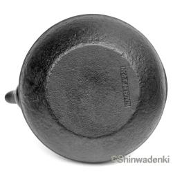 南部鉄器 鉄瓶 鳳凰(鉄蓋)